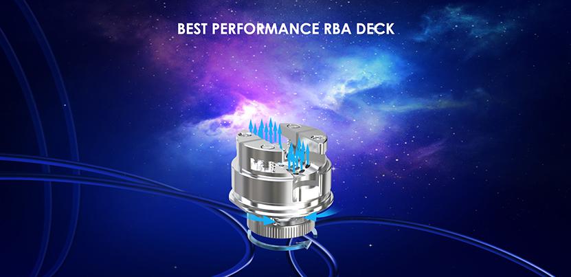 Cold Steel Kit RBA Deck