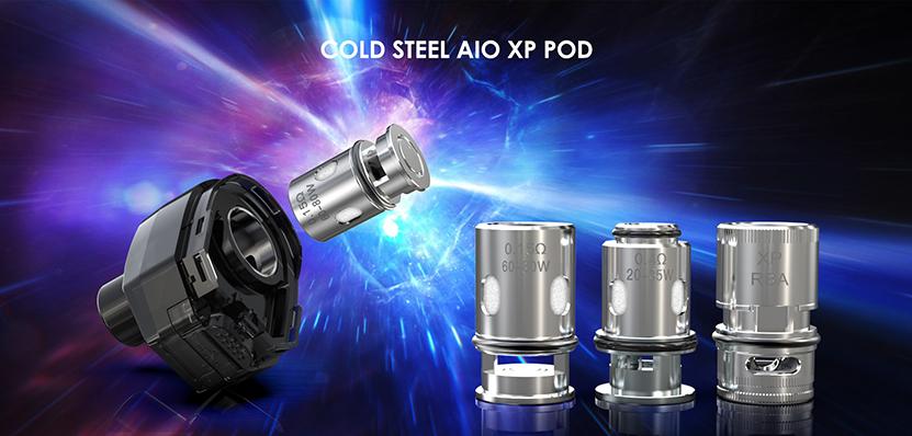 Artery Cold Steel AIO Mod Pod Kit XP Pod