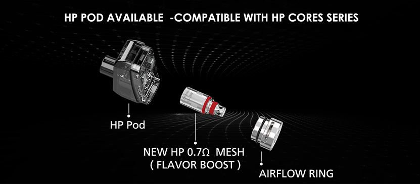 Artery HP Coil new 0.7ohm mesh