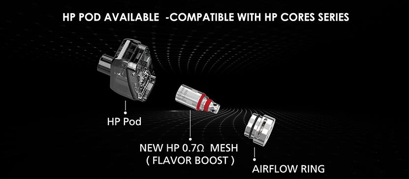 Artery HP Pod Cartridge HP Coil