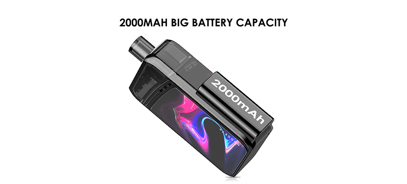 Nugget + Pod Kit Battery