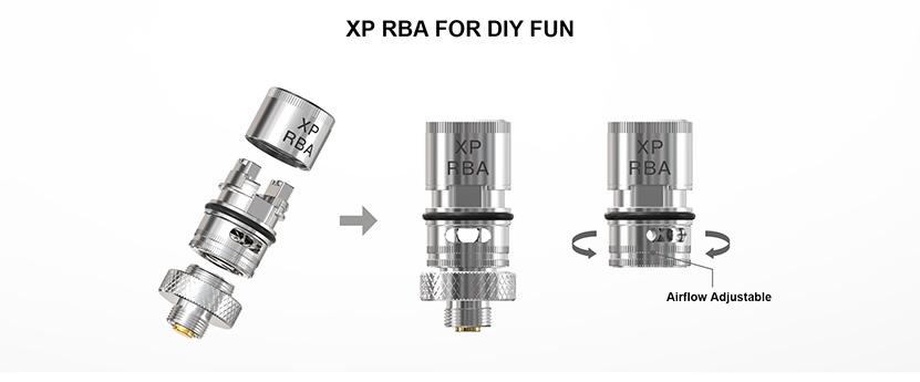 Artery Nugget + Pod Mod Kit RBA Coil