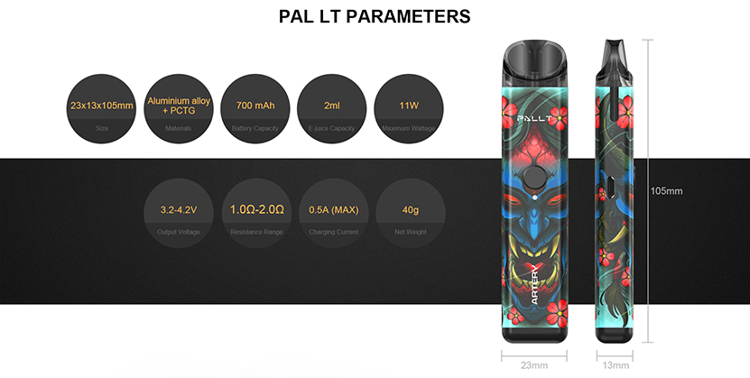 Artery PAL LT Kit Feature 7