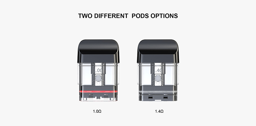 Artery PAL SE Replacement Pod Cartridge Two pods