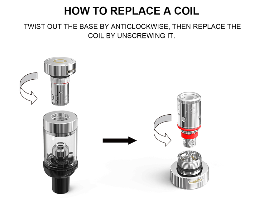 PAL Stick Pod Coil Replacement