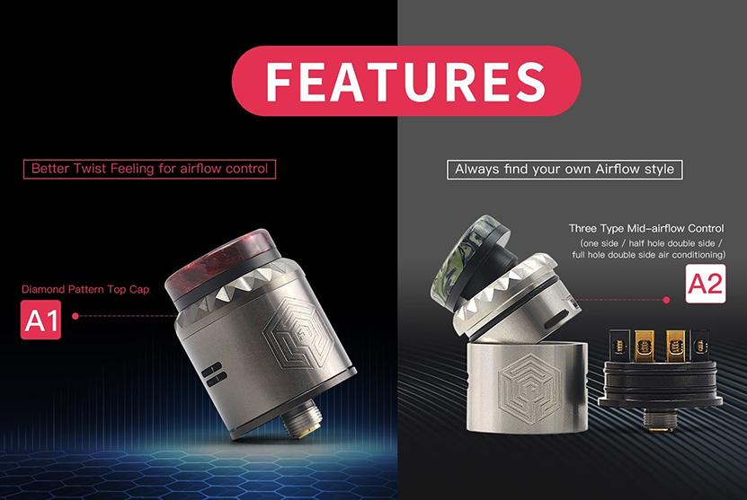 Artha V2 RDA  Features