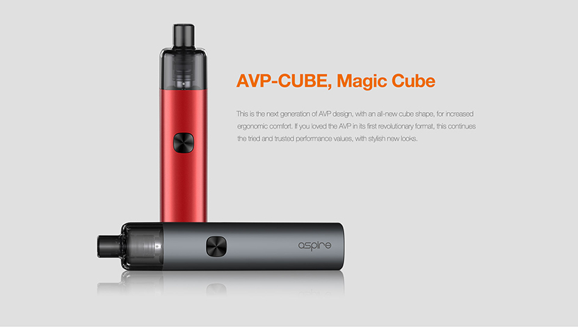 Aspire AVP Cube Kit Feature 6