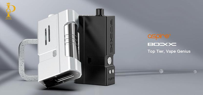 Aspire BOXX Kit Feature 13