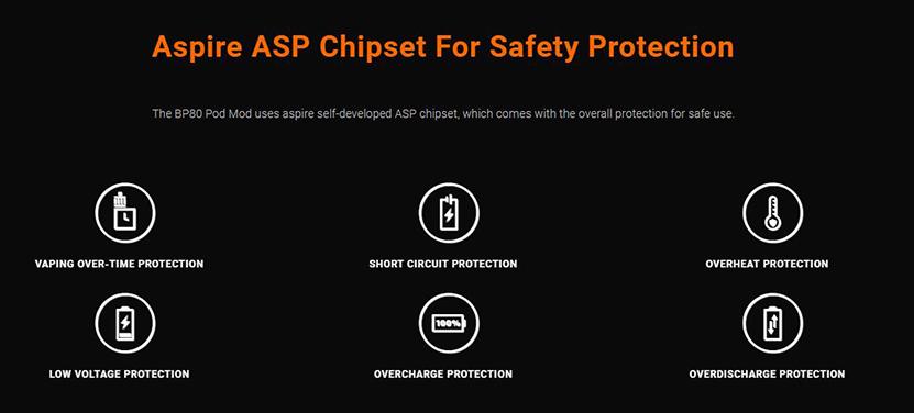 Aspire BP80 Kit Feature 8