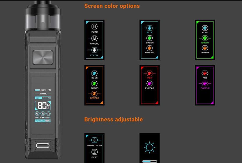 Aspire BP80 Kit Feature 9