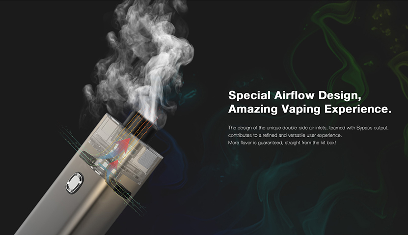 Aspire Cloudflask S Kit Feature 1