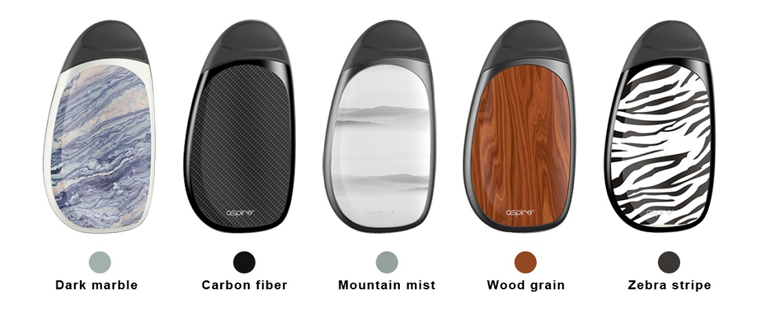 Aspire Cobble AIO Pod Kit introduction