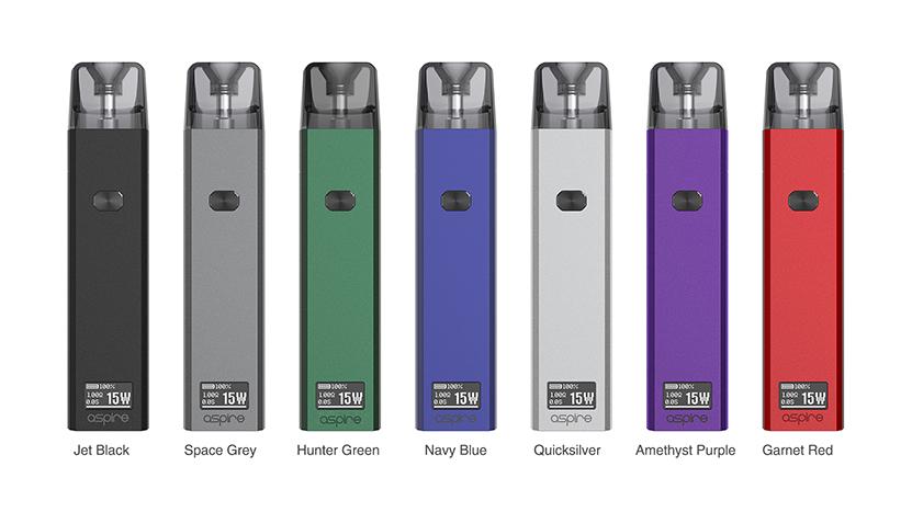 Aspire Favostix Kit Colors
