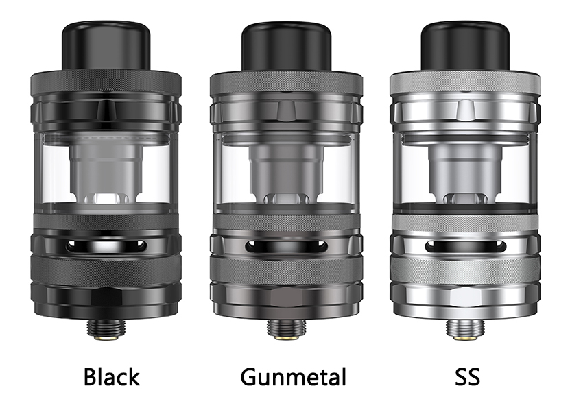 Aspire Guroo Tank Colors
