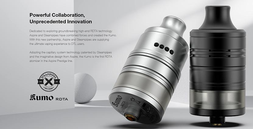 Aspire Kumo RDTA design