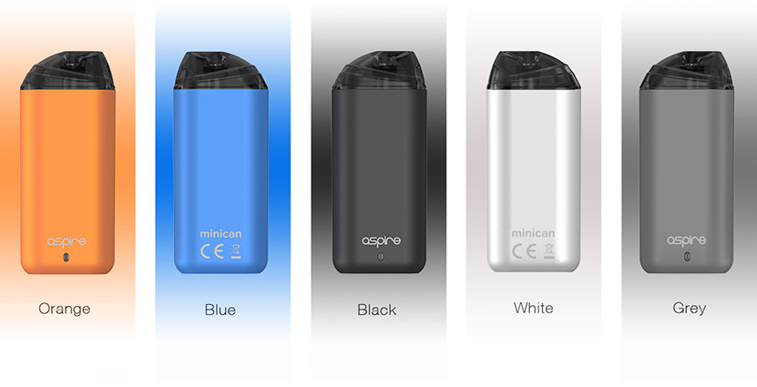Aspire Minican Kit Feature 1