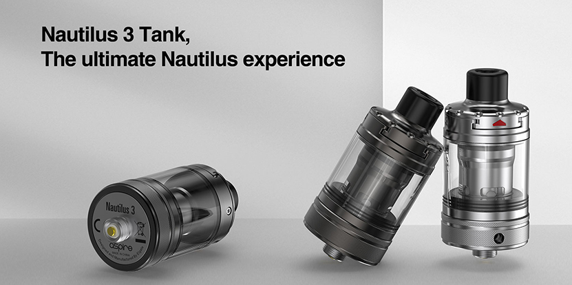 Aspire Nautilus 3 Tank feature1