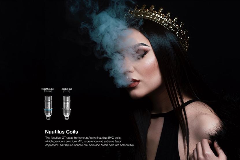 Aspire Nautilus GT Kit Feature 4