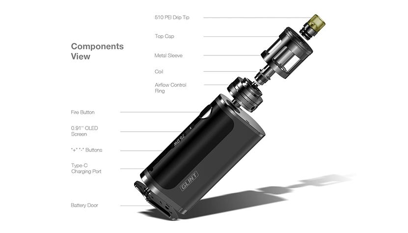 Aspire Nautilus GT Kit Feature 5