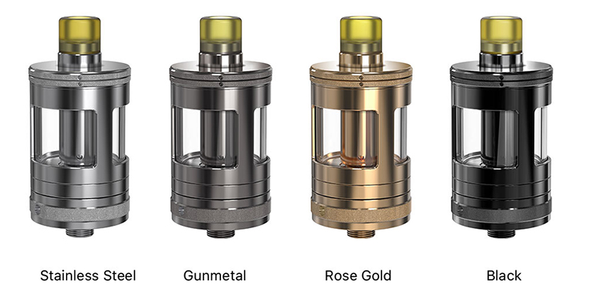 Aspire Nautilus GT Tank Colors