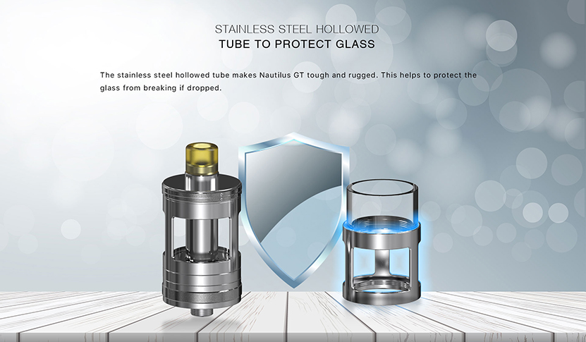 Aspire Nautilus GT Tank Feature 8
