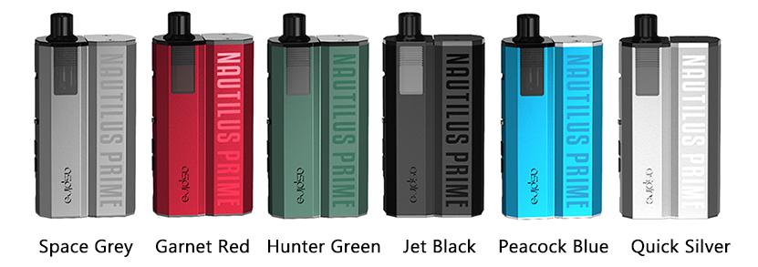 Nautilus Prime Kit Full Colors