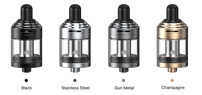 Aspire Nautilus XS Tank Colors