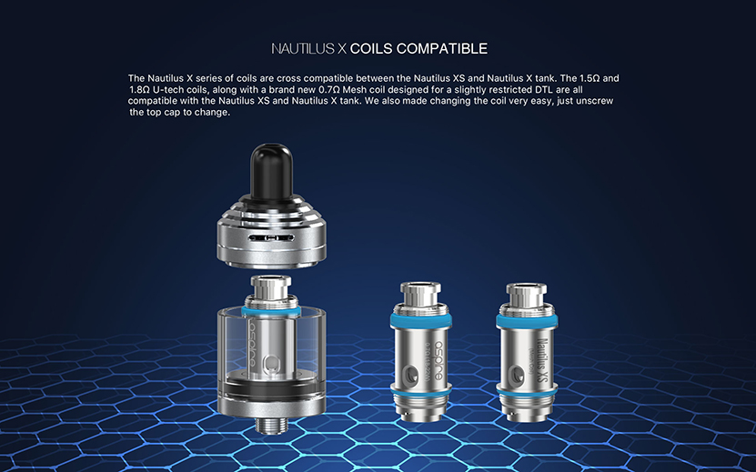Aspire Rover 2 Kit Features 6