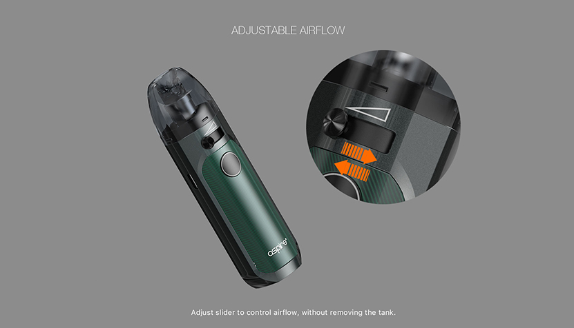 Aspire Tigon AIO Kit Feature 2