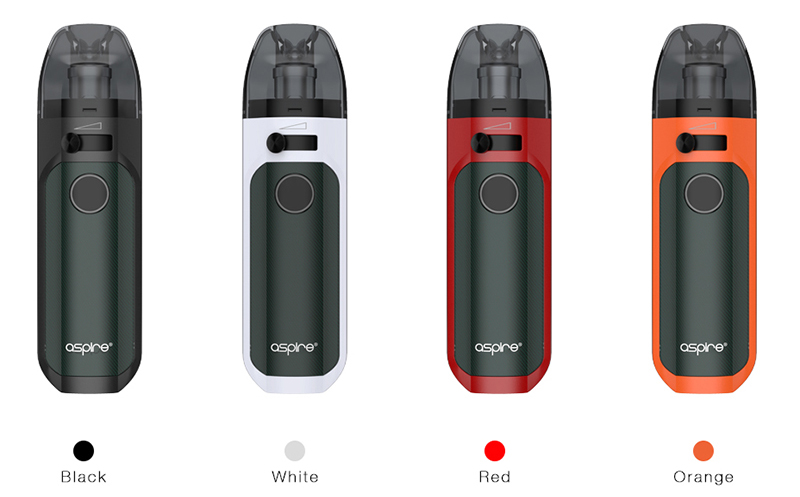 Aspire Tigon AIO Kit Colors