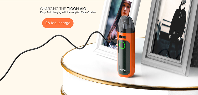 Aspire Tigon AIO Kit Feature 13