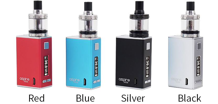 Aspire X30 Rover Starter Kit Full Colors