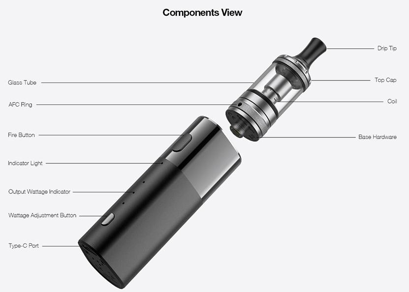 Aspire Zelos Nano Kit Feature 6
