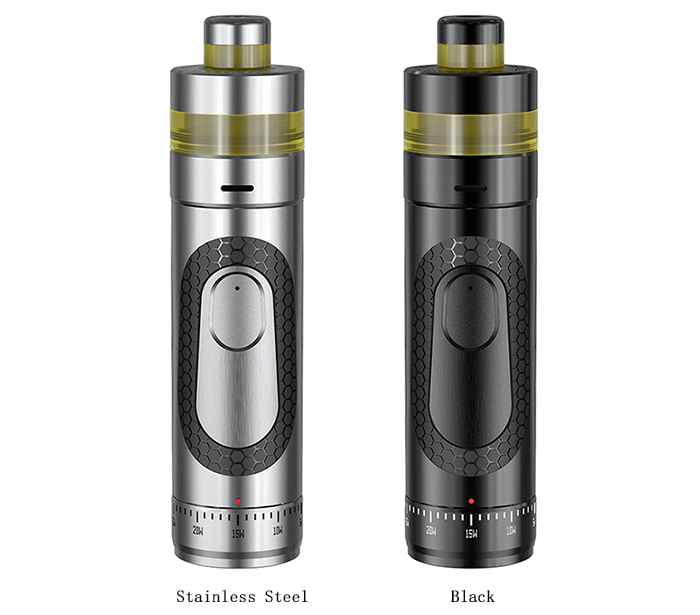 Aspire Zero.G Kit Colors