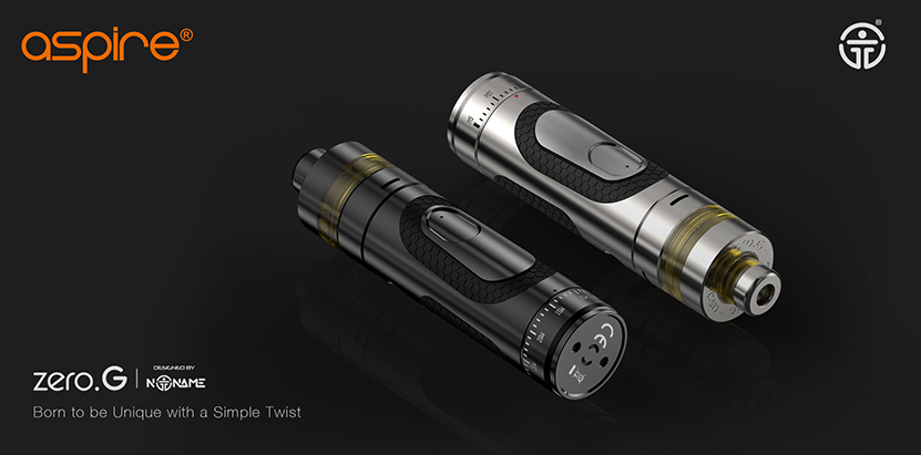 Aspire Zero.G Pod Kit Coming