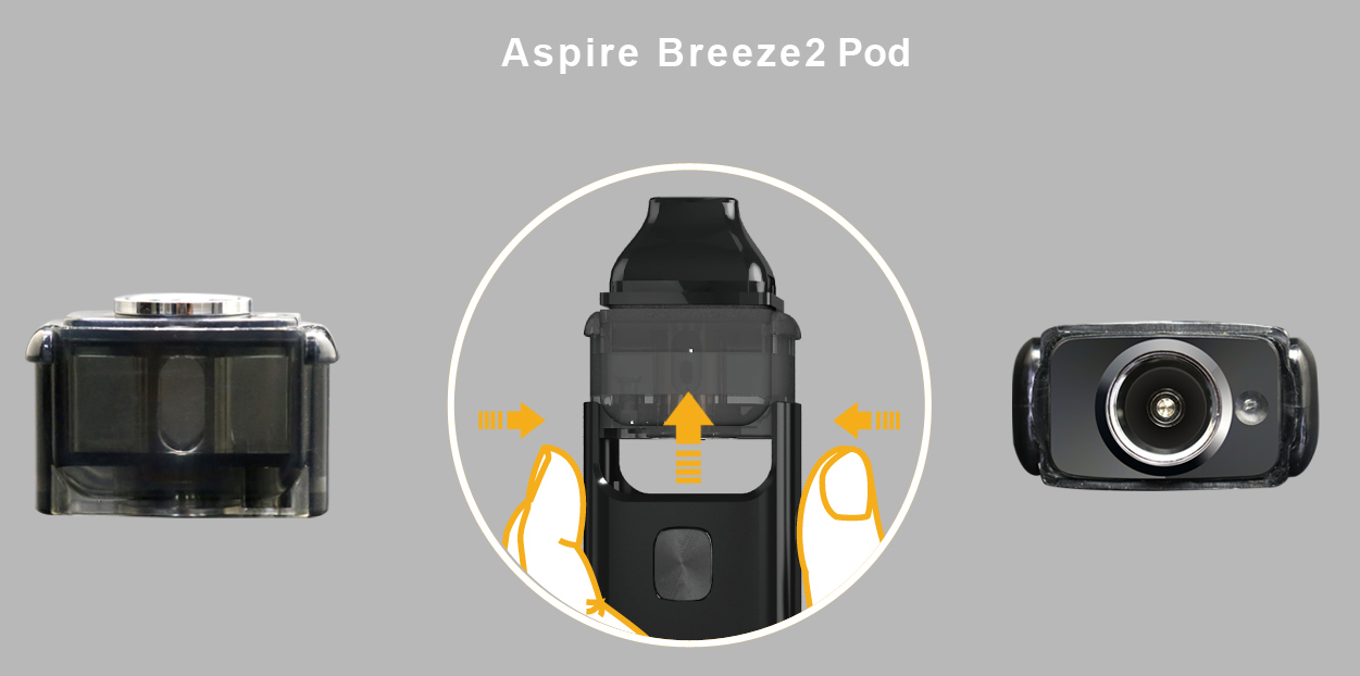 Aspire Breeze 2 AIO Pod Kit TPD Features 4