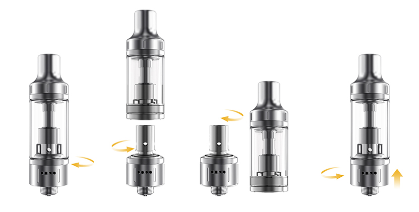 Aspire K1 Stealth Kit Feature 4