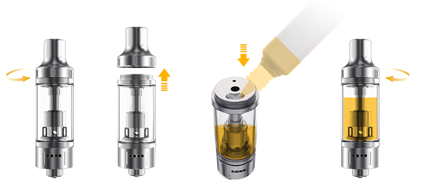 Aspire K1 Stealth Kit Feature 6