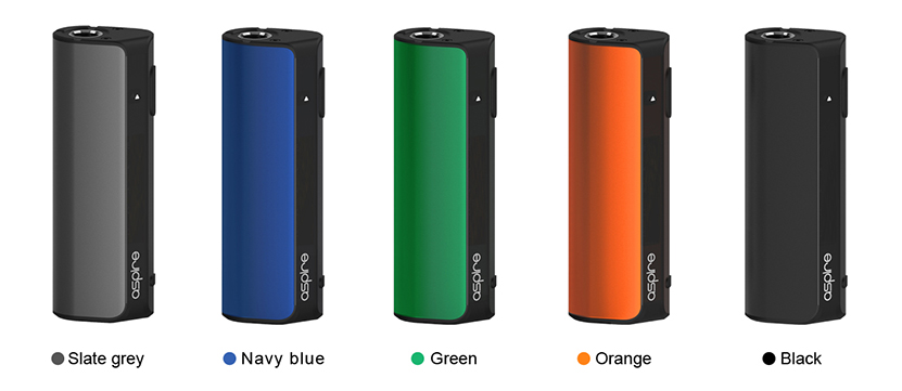 Aspire K Lite Mod Colors