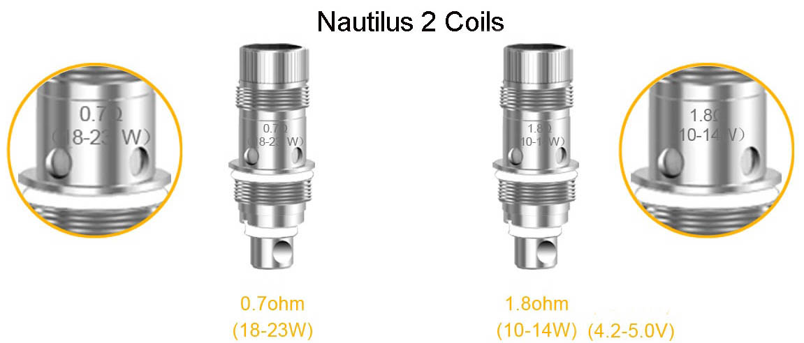 Nautilus 2 Tank TPD Features 2