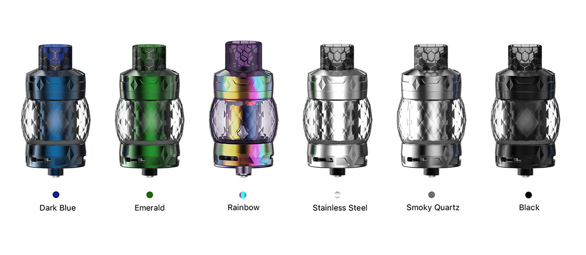 Aspire Odan Mini Tank Color
