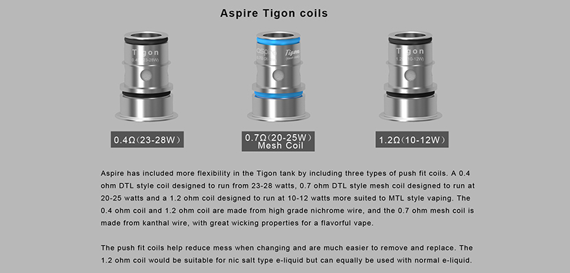 Aspire Reax Mini Kit Feature 1