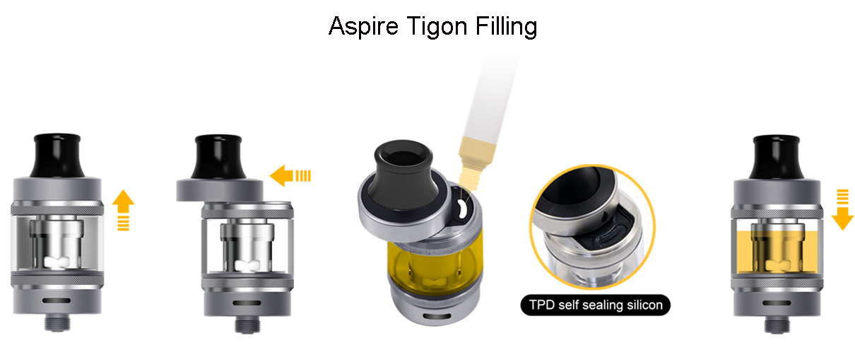 Aspire Tigon Kit Features 5