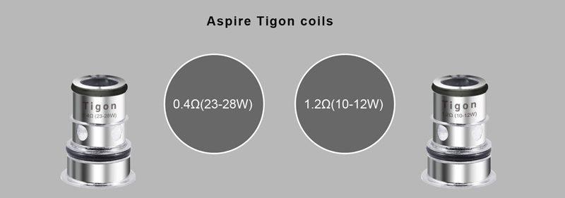 Aspire Tigon Tank Features 2