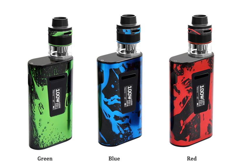 Aspire Typhon Revvo Kit Colors