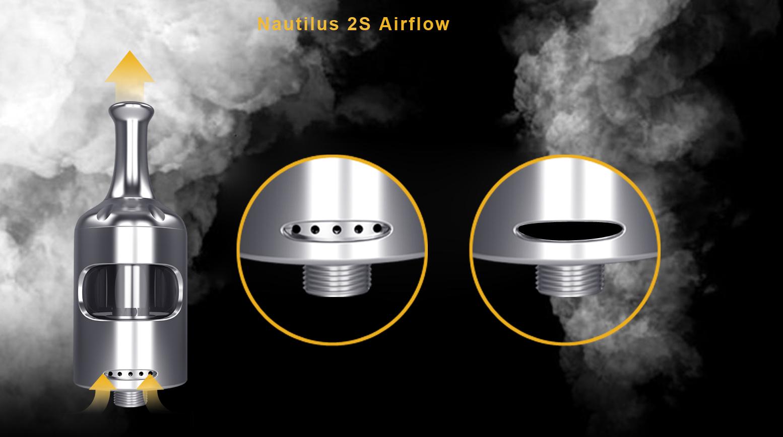 Aspire Zelos 50W 2.0 Kit Feature 5