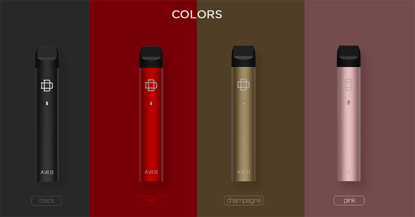 Augvape Air II Pod Kit Feature 1