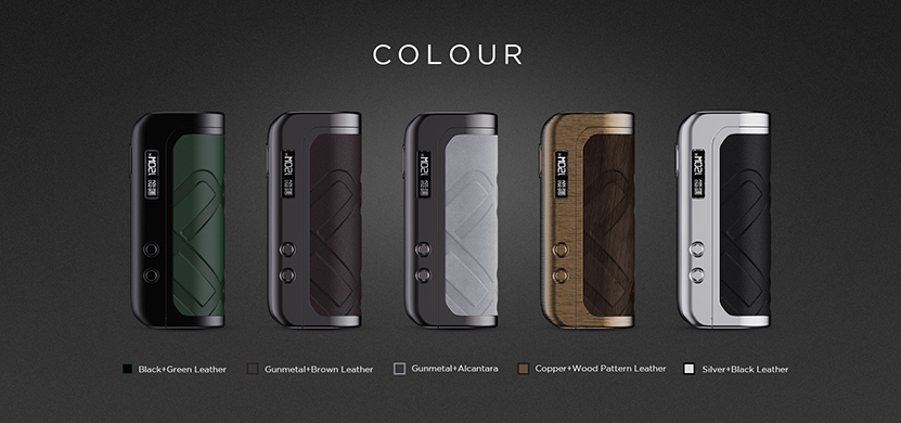 Augvape Foxy One Mod Feature 2