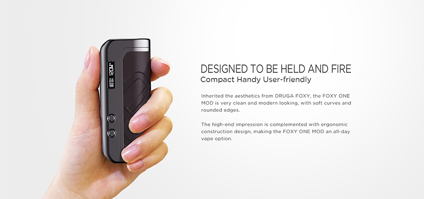 Augvape Foxy One Mod Feature 3