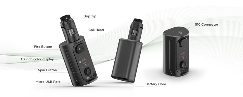 Augvape VX217 Kit Feature 9